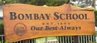 Bombay Sign